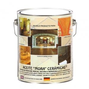 Aceite Mora Cerámicas 4 litros