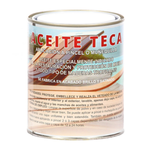 Aceite Teca 1 L