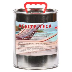Aceite Teca 4 L